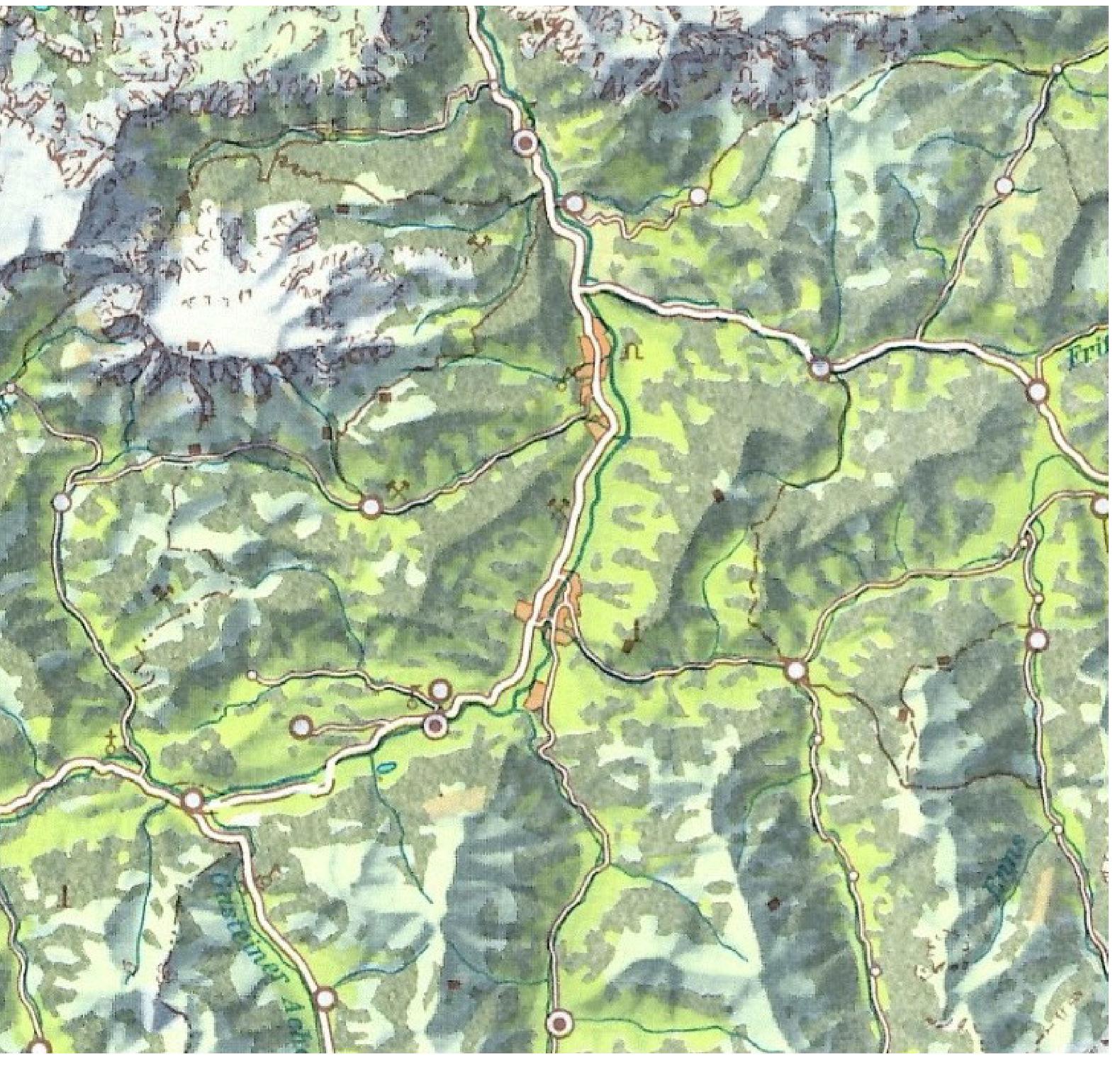 Karte-Salzburg a